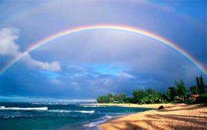 Arco-íris: símbolo das promessas de Deus
