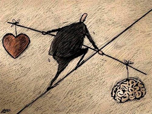 """Equilíbrio"", por Amjad Rasmi"