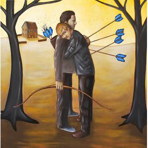 """""""Perdoe seu irmão"""", por Scott Erickson"""