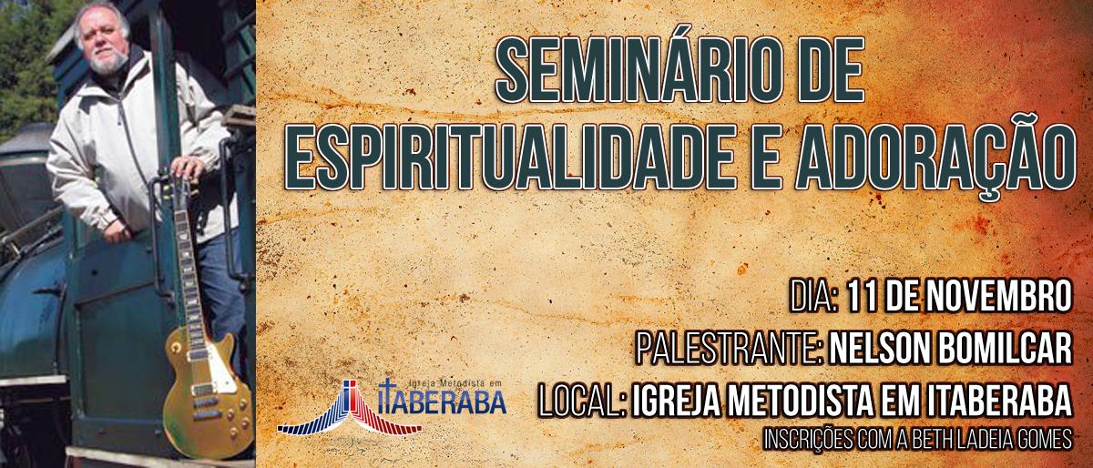 Seminário de Espiritualidade e Adoração