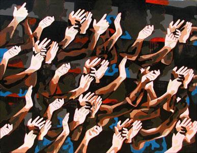 """Aplauso"", por Pragati Sirivella (2013)"
