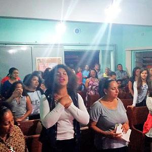 Missão em Santana de Parnaíba